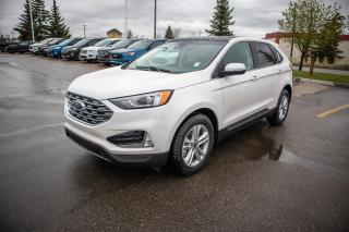 New 2019 Ford Edge SEL for sale in Okotoks, AB