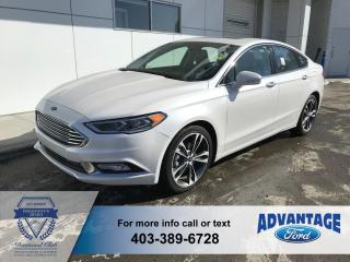 Used 2018 Ford Fusion Titanium for sale in Calgary, AB
