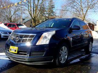 Used 2010 Cadillac SRX AWD 4dr 3.0 Base for sale in Guelph, ON