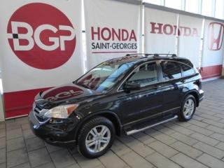 Used 2011 Honda CR-V Ex+deflecteur+marche for sale in St-Georges, QC