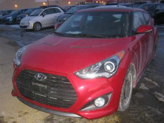 Used 2015 Hyundai Veloster for sale in St-Hyacinthe, QC