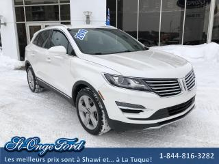 Used 2016 Lincoln MKC Premier AWD TRES BAS KILOMÉTRAGE! for sale in Shawinigan, QC