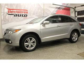 Used 2015 Acura RDX TECH AWD for sale in Lévis, QC