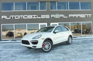 Used 2011 Porsche Cayenne Turbo -8 - 8 Roues for sale in Québec, QC