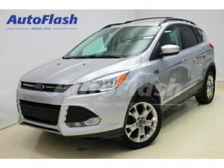 Used 2016 Ford Escape Se 2.0l Ecoboost Awd for sale in St-Hubert, QC