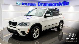 Used 2013 BMW X5 35i X-DRIVE + GARANTIE + MAGS + CUIR + F for sale in Drummondville, QC