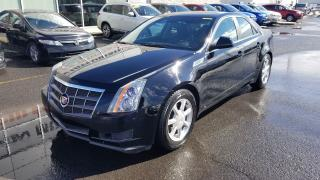 Used 2009 Cadillac CTS 3.6l Cuir+toit+bluet for sale in St-Hubert, QC
