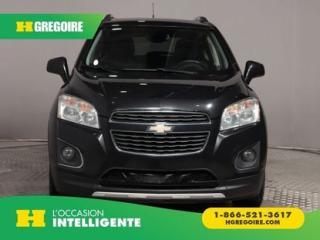 Used 2014 Chevrolet Trax Ltz Awd Cuir Toit for sale in St-Léonard, QC