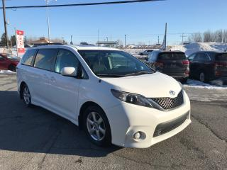 Used 2011 Toyota Sienna SE 8 Passenger for sale in Mcmasterville, QC