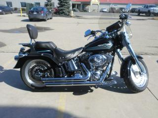 Used 2008 Harley-Davidson FAT BOY FAT BOY FLSTFI for sale in Blenheim, ON
