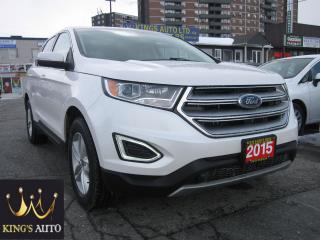 Used 2015 Ford Edge SEL for sale in Scarborough, ON