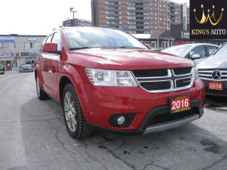 Used 2016 Dodge Journey Limited for sale in Scarborough, ON