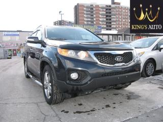 Used 2012 Kia Sorento EX Lux w/3rd Row for sale in Scarborough, ON