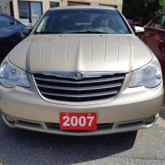 Used 2007 Chrysler Sebring for sale in Orillia, ON