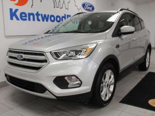 Used 2018 Ford Escape SEL keyless entry, power lift gate, power heated seats, back up camera for sale in Edmonton, AB