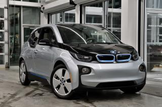 Used 2015 BMW i3 Range Extender 8 for sale in Vaudreuil-Dorion, QC