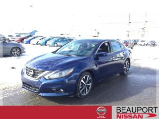 Used 2016 Nissan Altima 2.5 SR CVT ***23 000 KM*** for sale in Beauport, QC