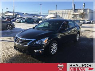 Used 2015 Nissan Altima 2.5 S CVT ***12 216 KM*** for sale in Beauport, QC