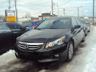 Used 2012 Honda Accord EX-L W/NAVI for sale in Scarborough, ON