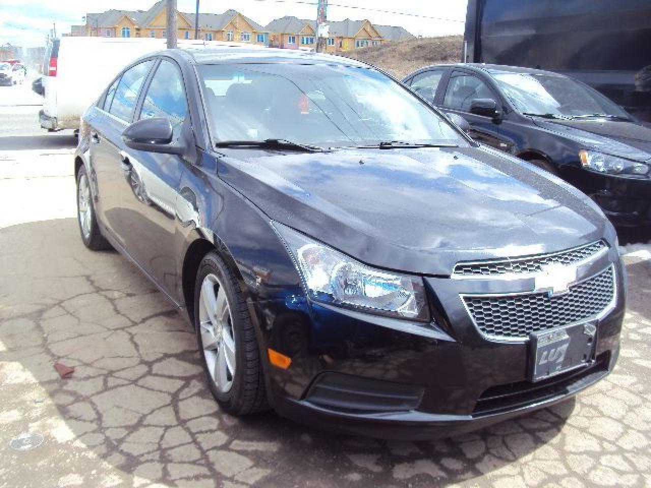Photo of Black 2014 Chevrolet Cruze