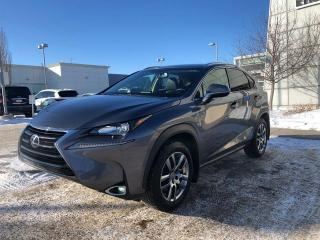 Used 2017 Lexus NX 200t Cruise Control/Back-Up Camera/Heated and Cooled Seats for sale in Edmonton, AB