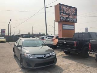 Used 2013 Toyota Camry LE**ONLY 55,000KMS**AUTO**4 CYL**CAM**CERT for sale in London, ON
