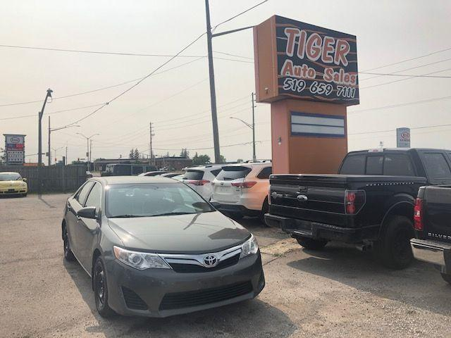 2013 Toyota Camry LE**ONLY 55,000KMS**AUTO**4 CYL**CAM**CERT