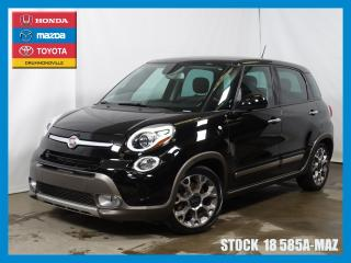 Used 2014 Fiat 500 L Trekking|toitpano|gp for sale in Drummondville, QC