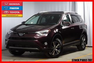 Used 2018 Toyota RAV4 Xle Mags Sièges for sale in Drummondville, QC