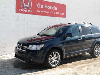 Used 2013 Dodge Journey R/T, RT, LEATHER, 7 PASSENGER for sale in Edmonton, AB