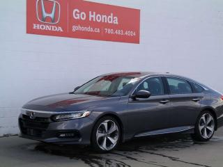 New 2019 Honda Accord Sedan TOURING 2.0 for sale in Edmonton, AB