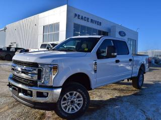 New 2019 Ford F-350 Super Duty SRW XLT 4x4 SD Crew Cab 160.0 in. WB for sale in Peace River, AB