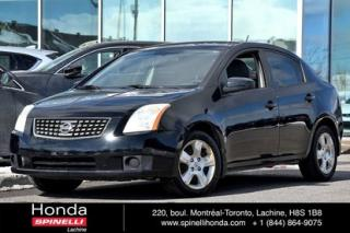Used 2007 Nissan Sentra 2.0 for sale in Lachine, QC