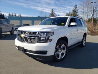 Used 2016 Chevrolet Tahoe LS- Clean low km's! for sale in Campbell River, BC