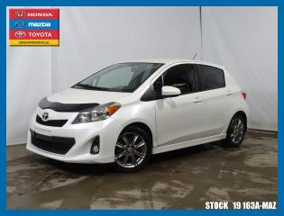 Used 2012 Toyota Yaris Se|modele for sale in Drummondville, QC