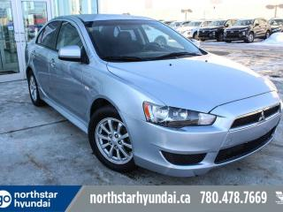Used 2011 Mitsubishi Lancer SE/LOWKMS/TINT/ALLOYS/POWERGROUP for sale in Edmonton, AB
