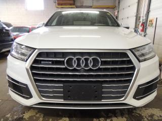 Used 2018 Audi Q7 Progressiv Quattro, 7 PASSENGER, NAVI, CAMERA for sale in Mississauga, ON
