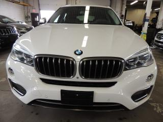 Used 2015 BMW X6 xDrive35i, HUD, NAVI, BACK UP CAMERA for sale in Mississauga, ON