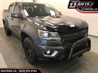 Used 2017 Chevrolet Colorado LT for sale in Lethbridge, AB