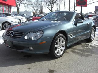 Used 2003 Mercedes-Benz SL-Class SL500 for sale in London, ON
