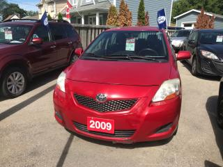 Used 2009 Toyota Yaris 1.5 Litre for sale in Etobicoke, ON