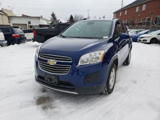 Used 2016 Chevrolet Trax LT for sale in Toronto, ON