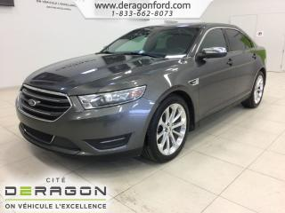 Used 2015 Ford Taurus Ltd Awd V6 3.5l Nav for sale in Cowansville, QC