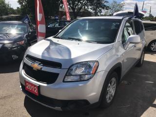 Used 2012 Chevrolet Orlando 2.4 Litre LT for sale in Etobicoke, ON