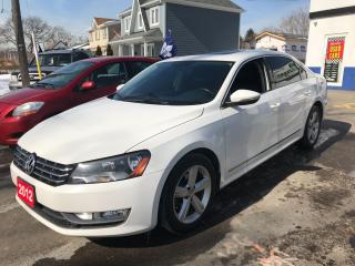 Used 2012 Volkswagen Passat SE Diesel TDI for sale in Etobicoke, ON