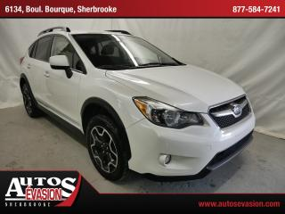 Used 2013 Subaru XV Crosstrek Touring + Bluetooth for sale in Sherbrooke, QC