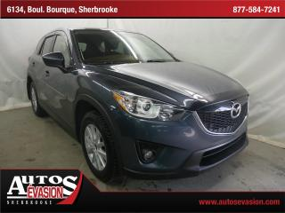 Used 2013 Mazda CX-5 Gs Awd Skyactiv for sale in Sherbrooke, QC