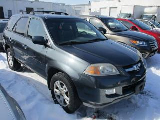 Used 2005 Acura MDX w/Tech Pkg~DRIVES GOOD for sale in Toronto, ON