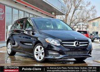 Used 2016 Mercedes-Benz B-Class B 250 Sport Tourer for sale in Pointe-Claire, QC