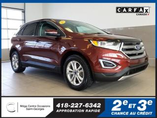 Used 2015 Ford Edge Sel / Roue 18 for sale in St-Georges, QC